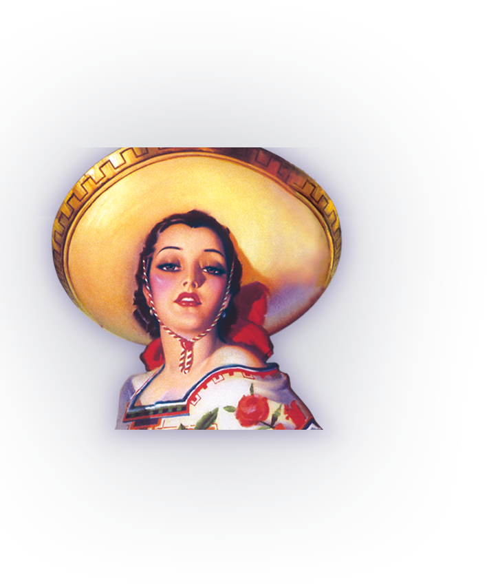 La Margarita Lady