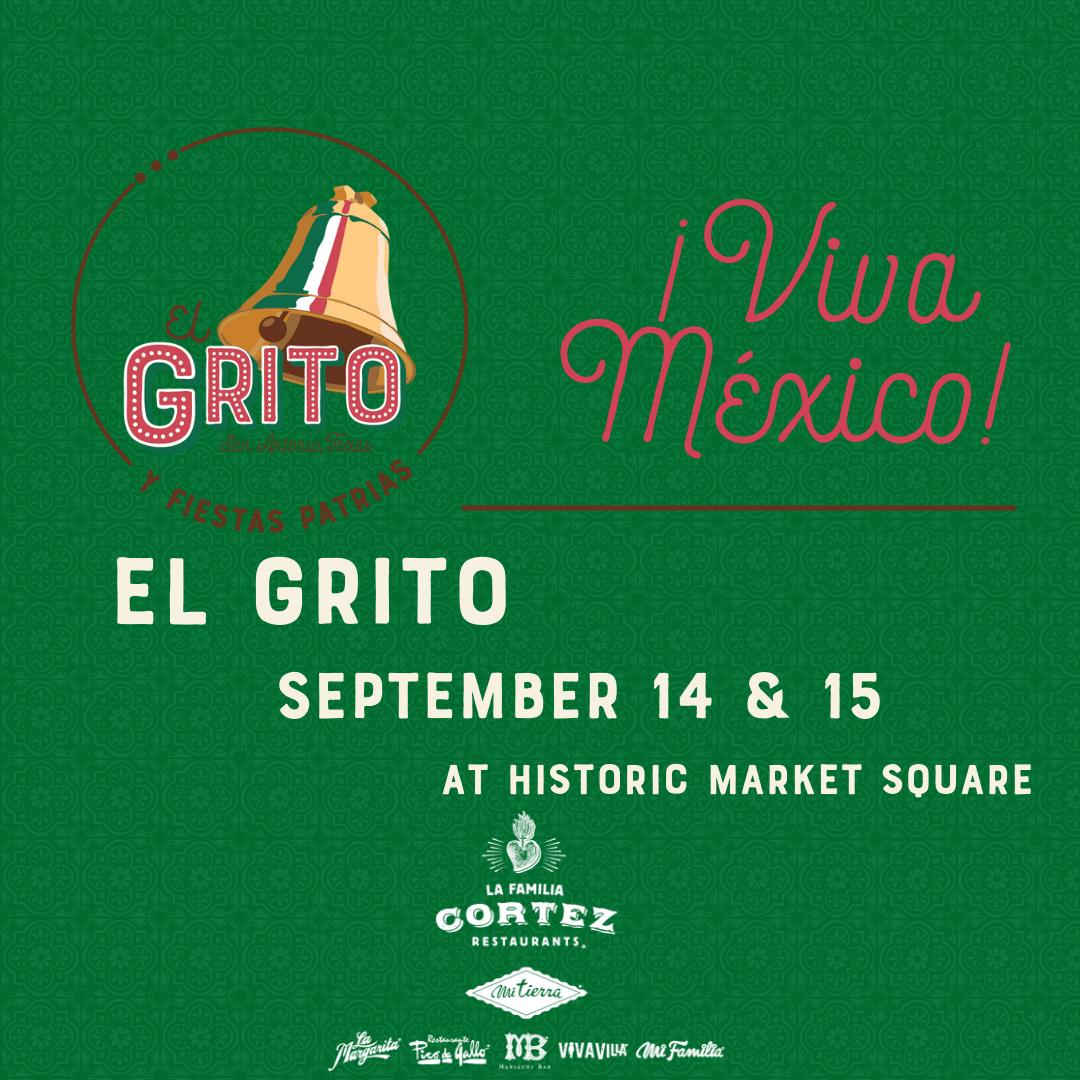 El Grito San Antonio 2019!